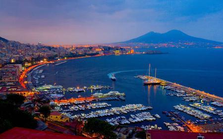 From Naples: Pompeii, Mount Vesuvius and Winery