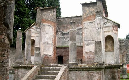 Pompeii: Half-Day Private Tour from Sorrento