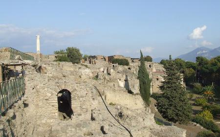 Pompeii Private Guided Tour - Skip the Line