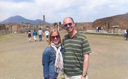 Ancient Pompeii: Private 2.5-Hour Skip-the-Line Tour