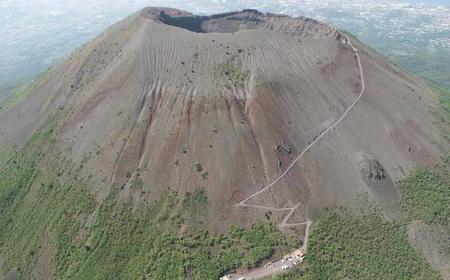 Discover Mt. Vesuvius: Private 3-Hour Tour from Pompeii