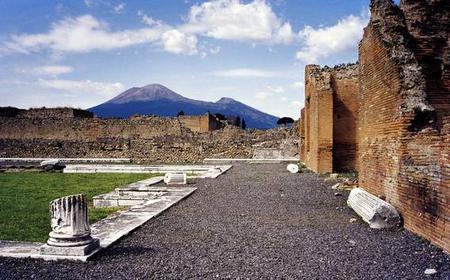 Pompeii & Vesuvius Private Full-Day Tour from Sorrento