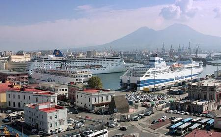 Pompeii Tour from Naples Cruise Port