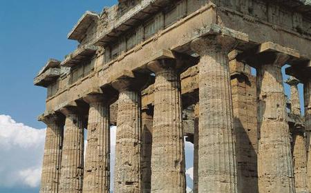 Pompeii & Paestum: Private Full-Day tour from Sorrento