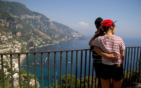 Pompeii and Amalfi Coast: Full-Day Private Tour