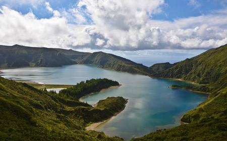 Acores: Fire Lake Half-Day Tour