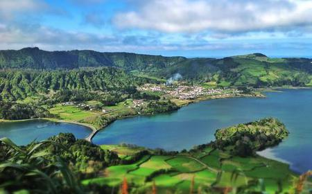 The Azores: Sete Cidades Crater Lakes 4WD Safari