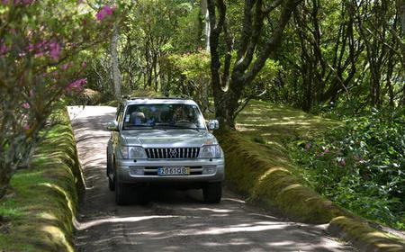 Azores: Half-Day Jeep Tour