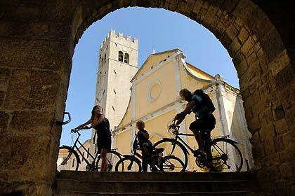 Istria County: 8 Day Self-Guided Road Cycling Tour