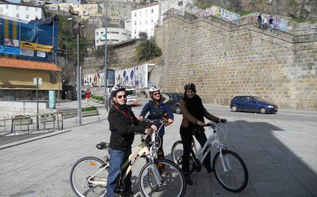 Discover Porto's Historic City Centre: Guided Bike Tour