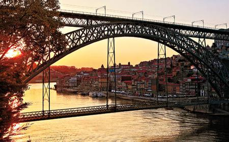 Porto Half-Day Historical Tour & Port Wine Tasting