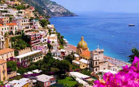 Amalfi Coast & Capri Island Overnight Tour from Naples