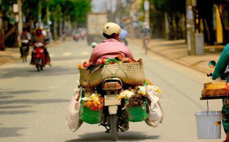 Ho Chi Minh 3-Hour City Tour by Motorbike