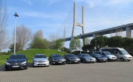 Oporto Airport Transfer by Luxury Vehicle