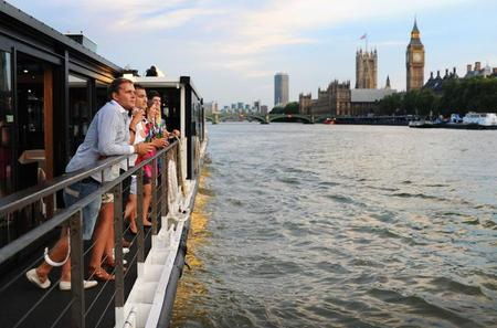 London Thames River Dinner Cruise