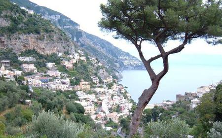 Positano: Shopping and Dinner Experience from Sorrento