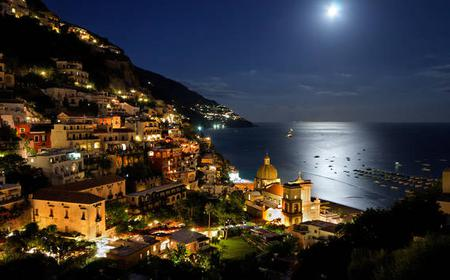 Positano: Half-Day Shopping Trip with Dinner