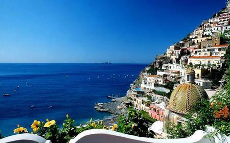 Private Positano Day Cruise from Sorrento