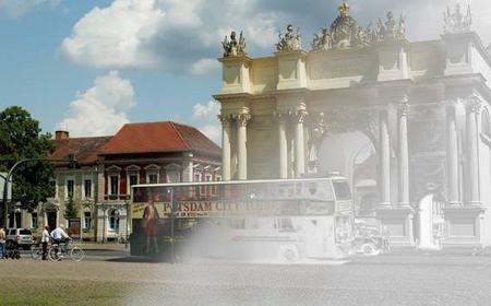 Potsdam: Urban and Schloesserrundfahrt