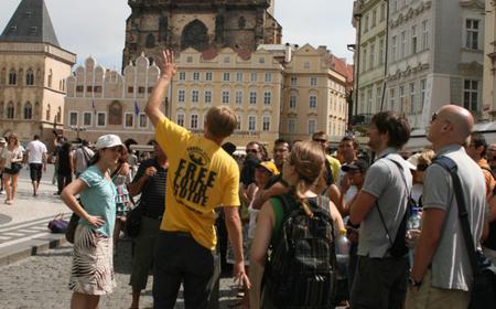 Royal Prague Free Walking Tour
