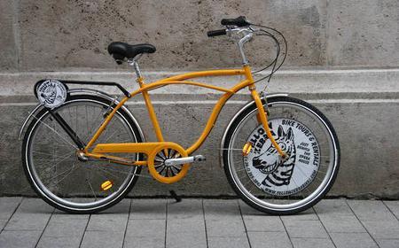 Fahrradmiete in Prag