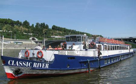 Prague: 1-Hour Panoramic Vltava River Cruise