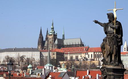 Prague Castle 3-Hour Walking Tour