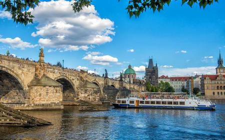 Prague 50-Minute River Sightseeing Cruise