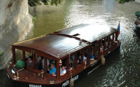 Prague: Sightseeing Cruise on the Vltava River
