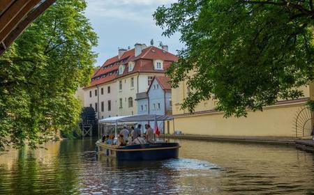 Prague: 45-Minute Sightseeing Cruise to Devil's Channel