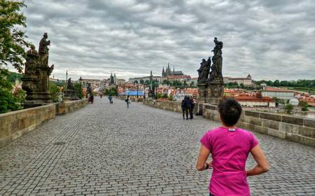 Prague: Historic Center 1.5-Hour Private Running Tour