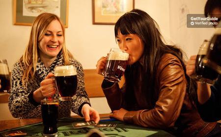 Prague Beer Tour and Taverns
