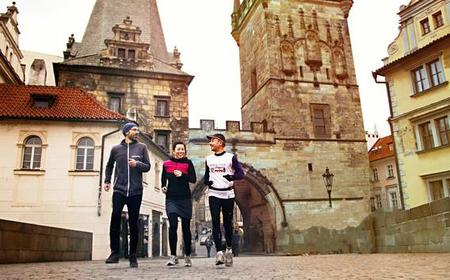 Prague Sightrunning Tour: Into the Green
