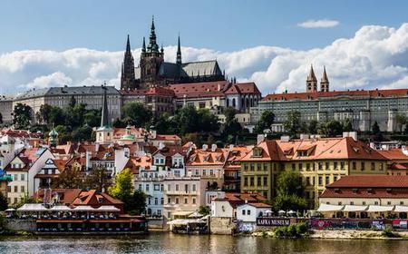 Prague Castle Complex 2-Hour Guided Tour