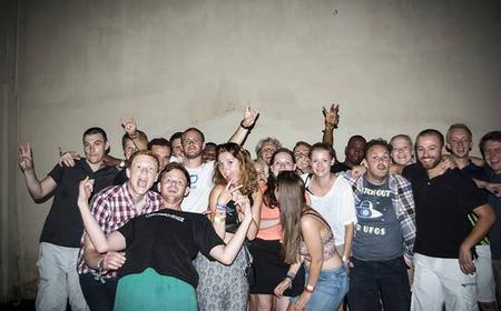 The Backpacker Pub Crawl - Prague