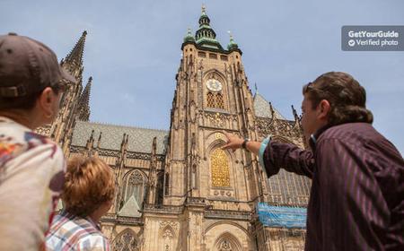 The Royal Route Prague Walking Tour