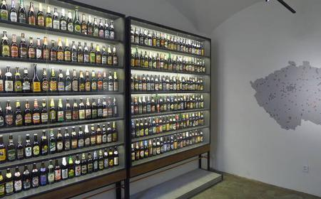 Prague: Czech Beer Museum Tour and Bottle Your Own Beer