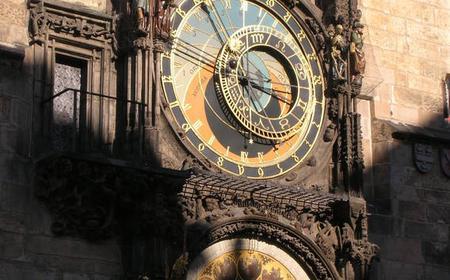 Prague: tour of Old & Prague Castle