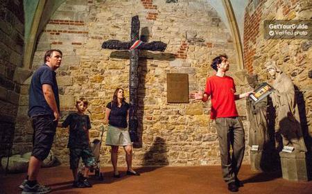 Historical Prague Underground Tour