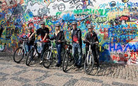 Prag: 3-stündige Fahrradtour