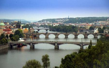Prag: 2,5-stündige Panorama und die Prager Burg Bike…