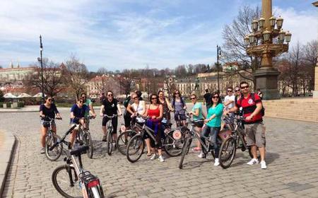 Prag: 2,5-Stunden-Klassiker City Bike-Tour