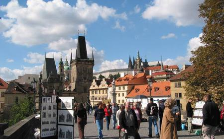 Prague: City Tour with Prague Castle and Charles Bridge