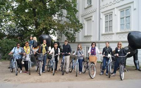 Prag: 2-stündige Sightseeing-Fahrradtour