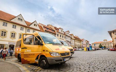 Prag: 24/48-stündige Hop-On/Hop-Off-Tour & Bootsfahrt