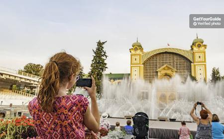 Prague Night Tour and visit to Krizik's Fountain