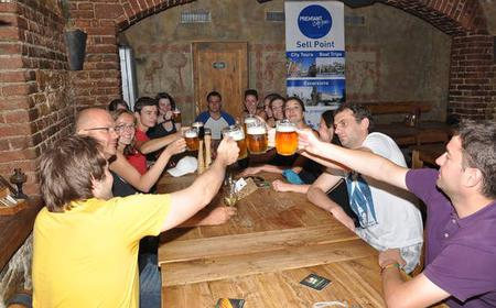 Prague: 3-Hour Guided Beer Tour with Dinner