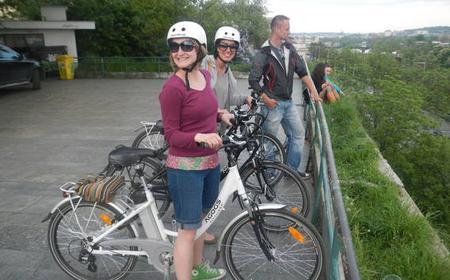 Prag: E-Bike-Tour mit drei verschiedenen Routen