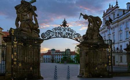 Prague: Half-Day Guided Tour of Prague Castle