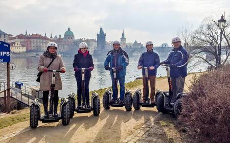 Prague: Special Autumn 1-Hour Private Segway Tour